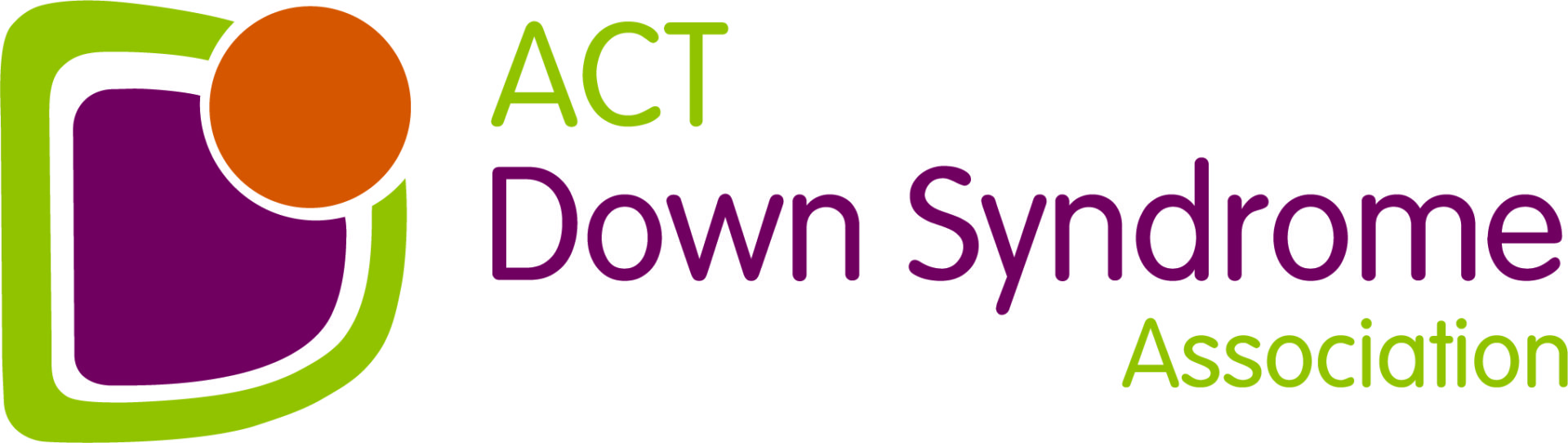 ACT Down Syndrome Association Logo