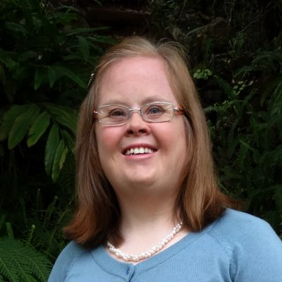 Claire Mitchell appointed to Down Syndrome Australia's Board thumbnail.