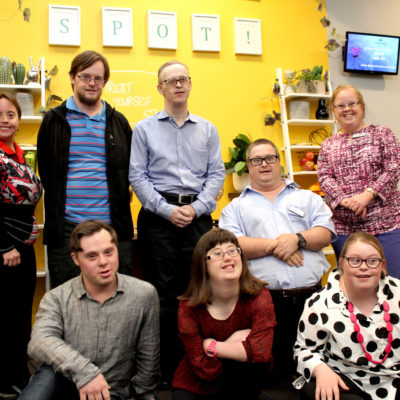 Down syndrome Advisory network group photo