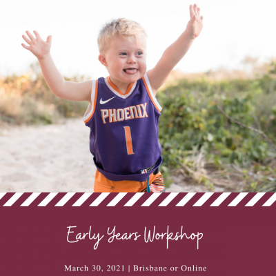Early Years Workshop