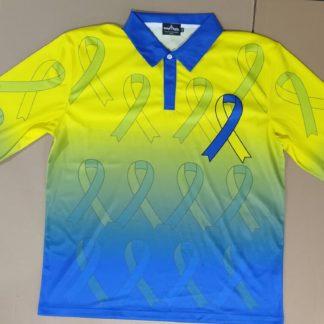 Down Syndrome Queensland Sunshirt