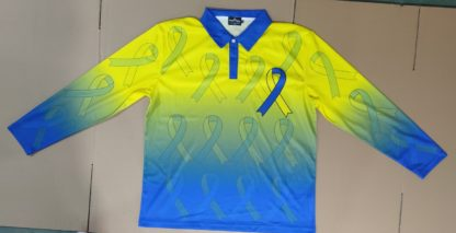 Down Syndrome Queensland Sunshirt