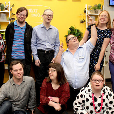 Employment opportunity: Down Syndrome Victoria Advisory Network Members thumbnail.