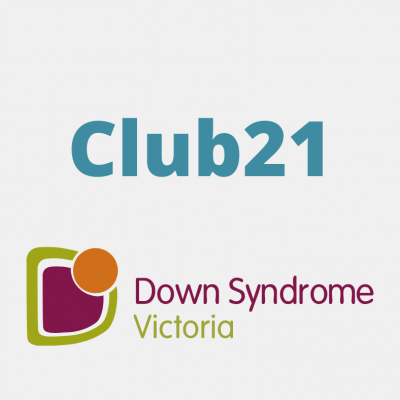 Club21 at Down syndrome Victoria