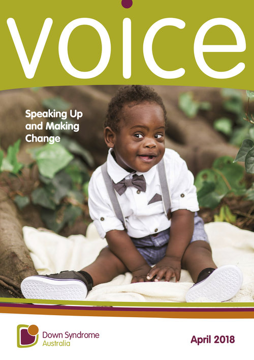 Speaking up and making change cover image