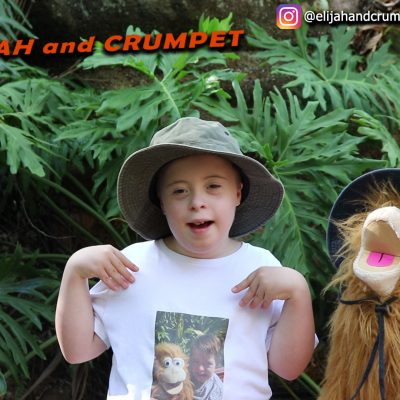 Elijah and Crumpet – behind the seams thumbnail.