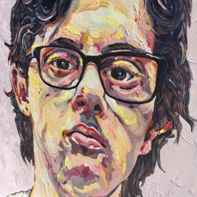 Painting Nathan Basha thumbnail.