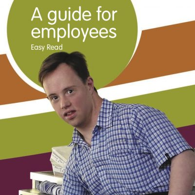 A Guide for Employees (Easy Read)