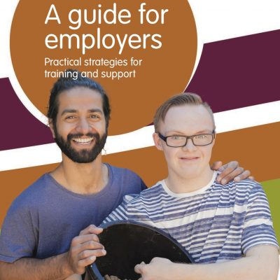 A guide for Employers – Practical strategies for training and support