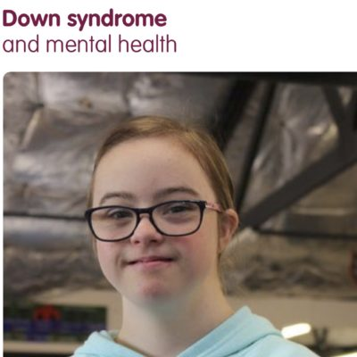 Down syndrome and Mental Health