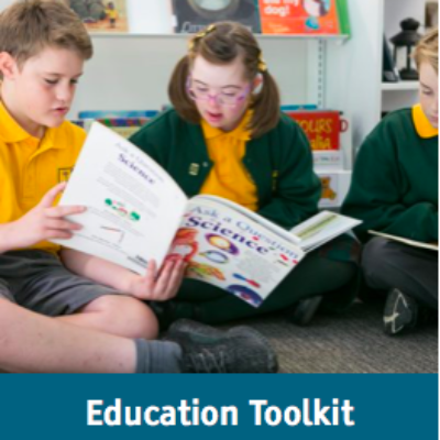 Community Inclusion Toolkit: Education