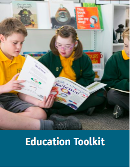 Education Toolkit icon
