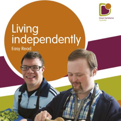 Living Independently: Easy Read