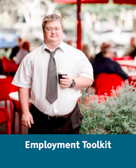 Employment toolkit icon