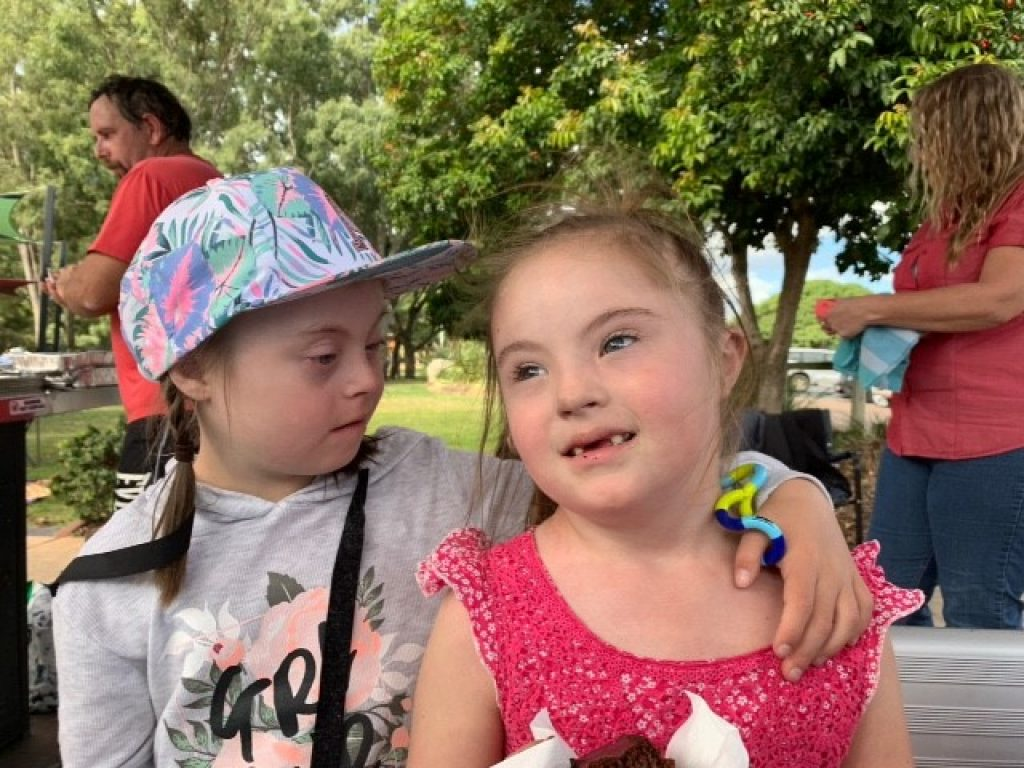 Down Syndrome Queensland Kids