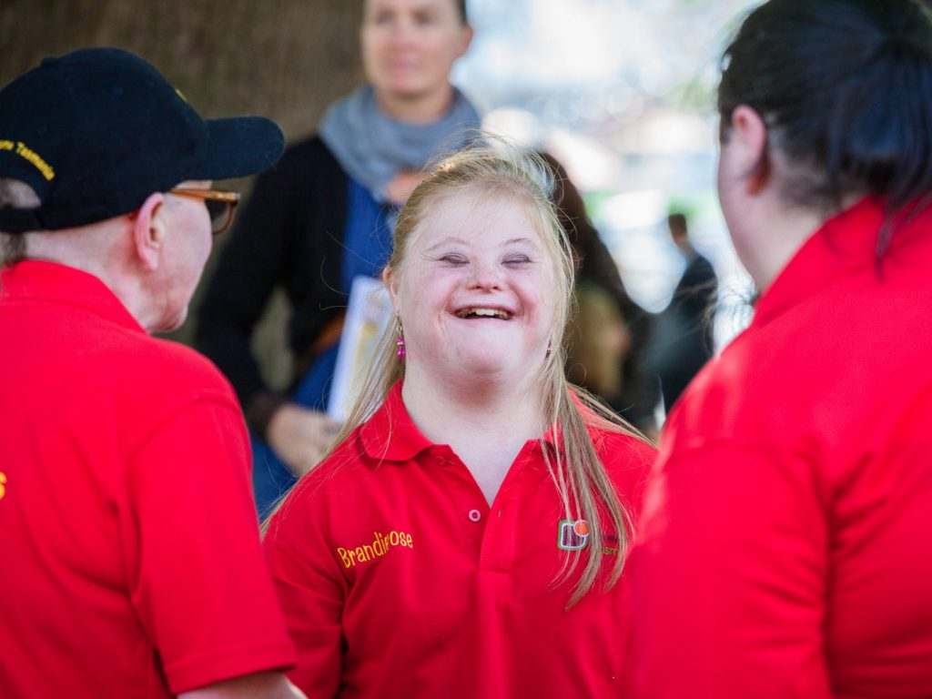 Step Up for Down syndrome bright stars