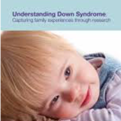 Cover of the Down Syndrome Now report