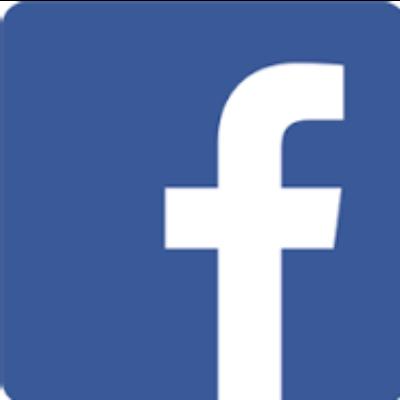 A Facebook icon