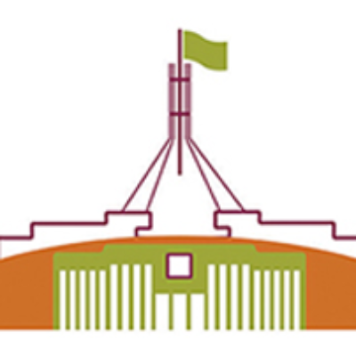 graphic shows Parliament buildings