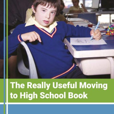 The Really Useful Moving to High School booklet