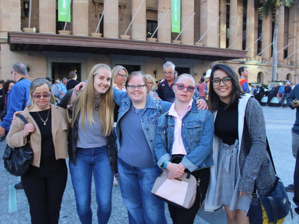 DSQ Teens Brisbane/ Gold Coast – Dinner & Movie thumbnail.