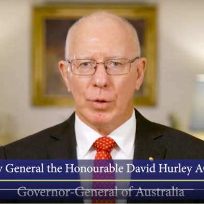 The Governor-General's message for WDSD