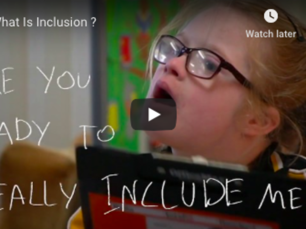 What is Inclusion? thumbnail.