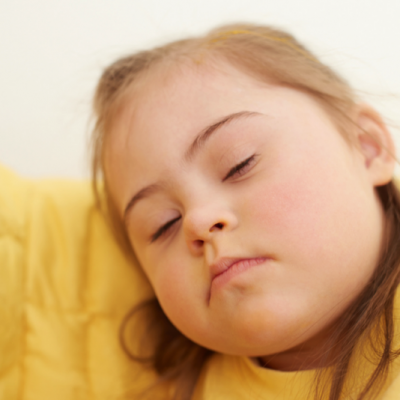 Obstructive sleep apnoea and children with Down syndrome