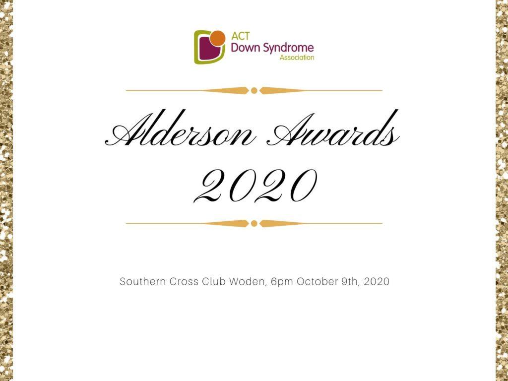 Alderson Awards – 9th October, 2020 thumbnail.