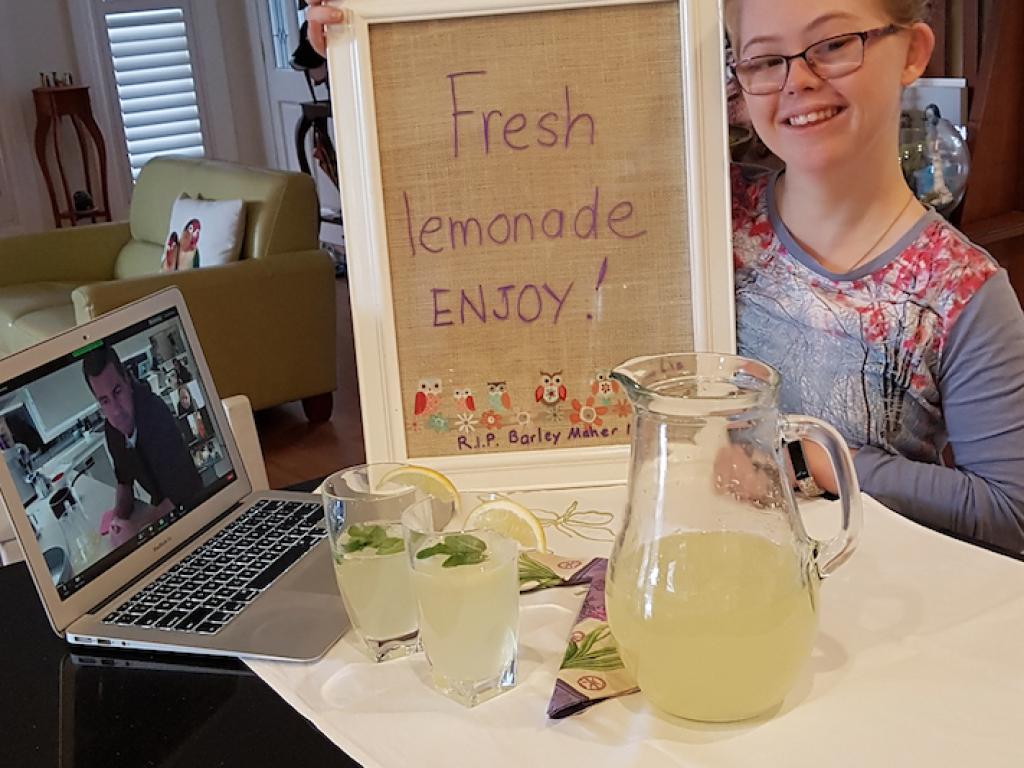 """""""We make Lemonade"""" campaign thumbnail."""