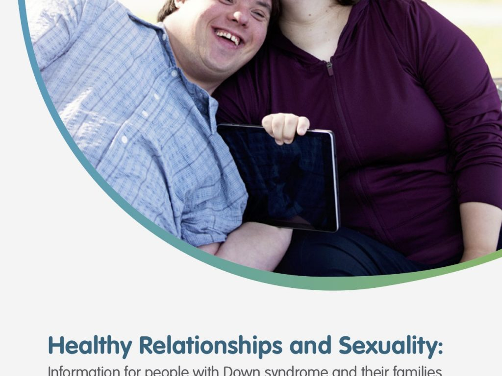 Healthy Relationships and Sexuality Guide (PDF) thumbnail.