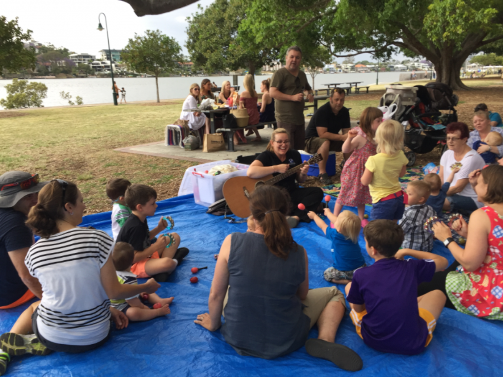 Brisbane North Family Get Together thumbnail.