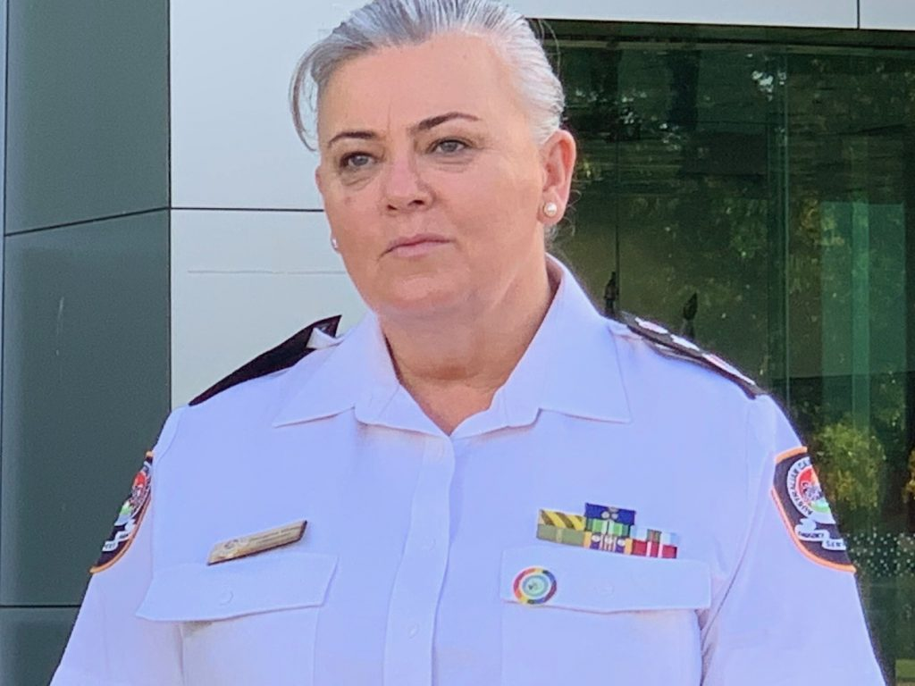 ACTDSA New Patron – Welcome Commissioner Georgeina Whelan thumbnail.