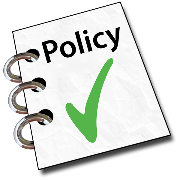 Privacy Policy (Easy Read) icon