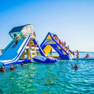DSQ Teens Gold Coast – Aqua Park & Lunch