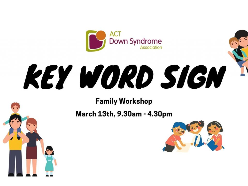 Key Word Sign – Family Workshop thumbnail.