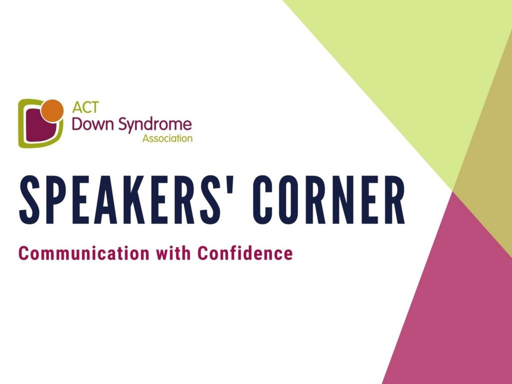 NEW PROGRAM – Speakers' Corner thumbnail.