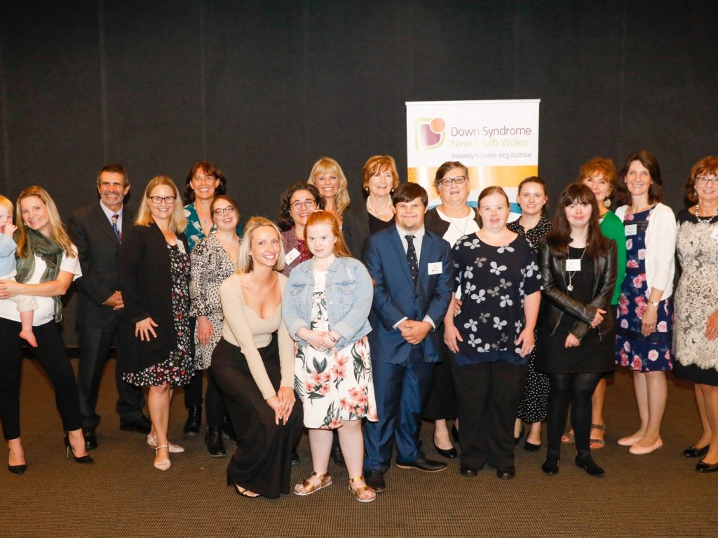 World Down Syndrome Day at NSW Parliament House thumbnail.