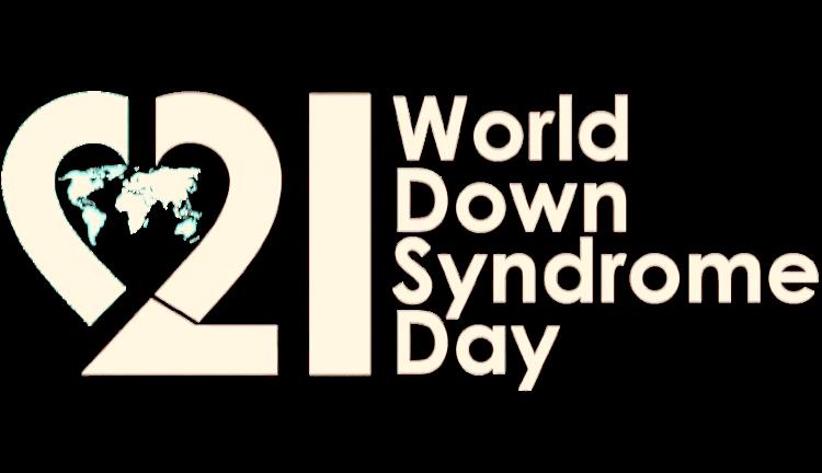 World Down Syndrome Day 2021 logo