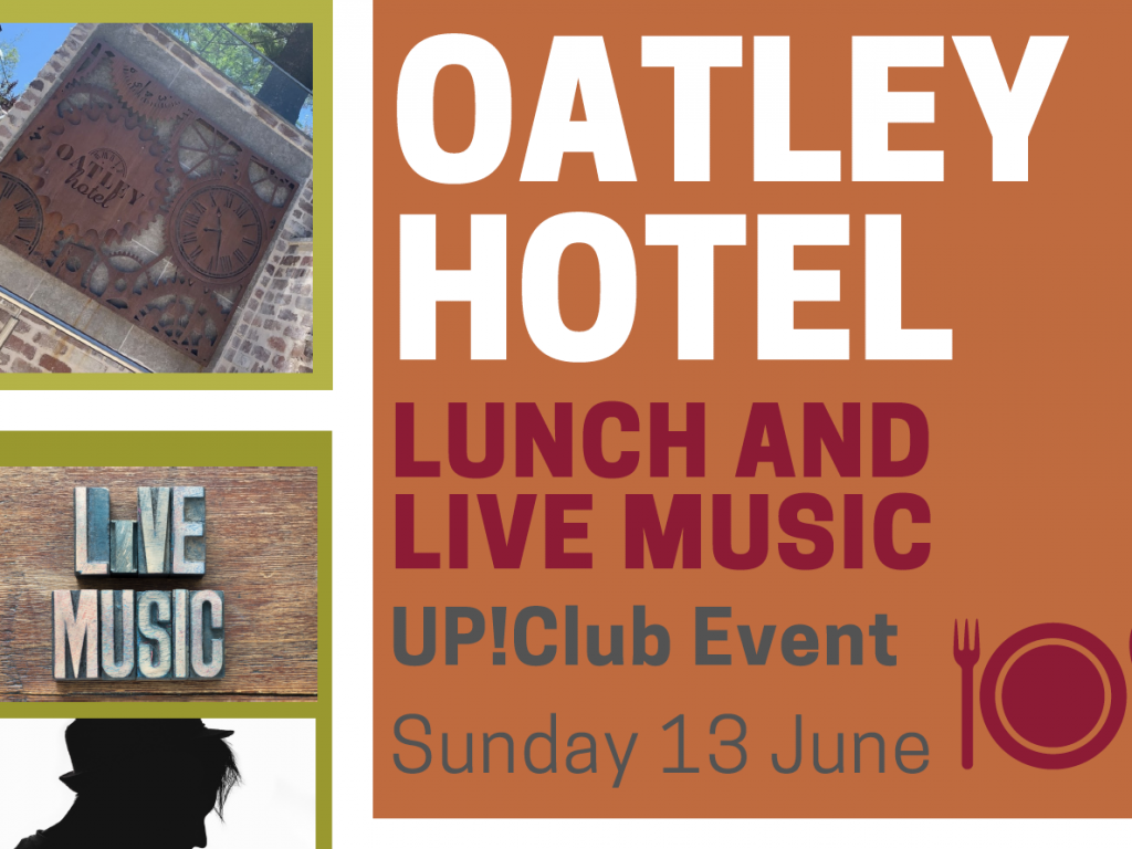 Up!Club Lunch and Live Music at the Oatley Hotel thumbnail.