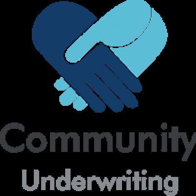 community underwriting logo