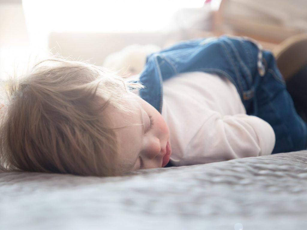 Sleep and Children with Down syndrome thumbnail.