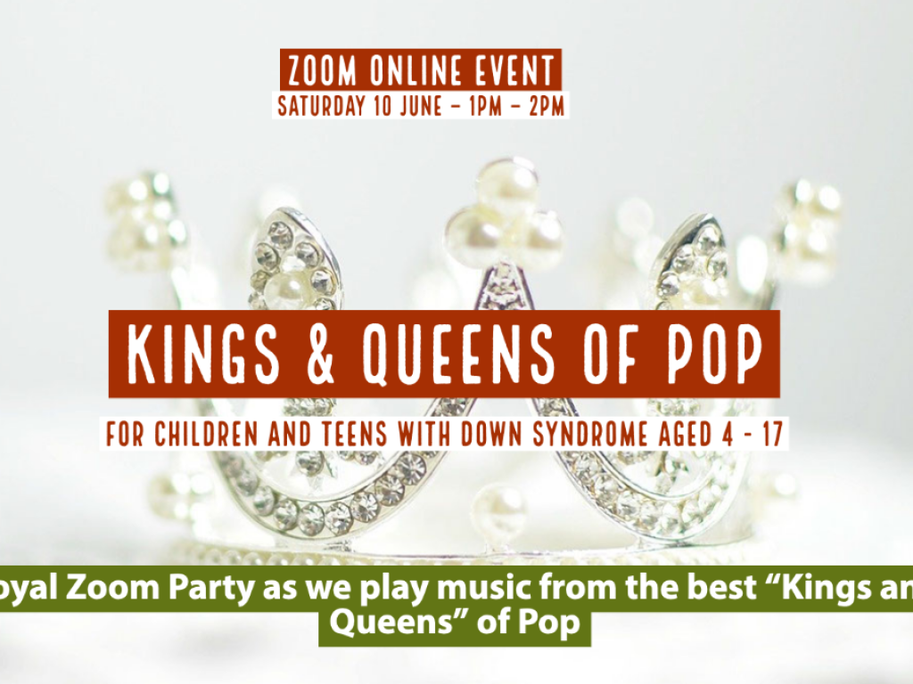 Up, Up & Away Kings & Queens of Pop thumbnail.