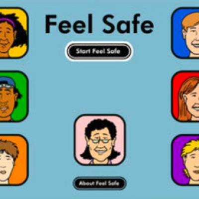 Feel Safe app