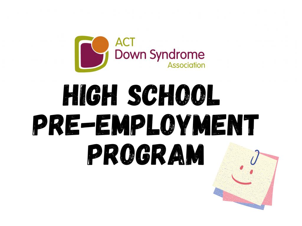 High School Pre-Employment Program! thumbnail.