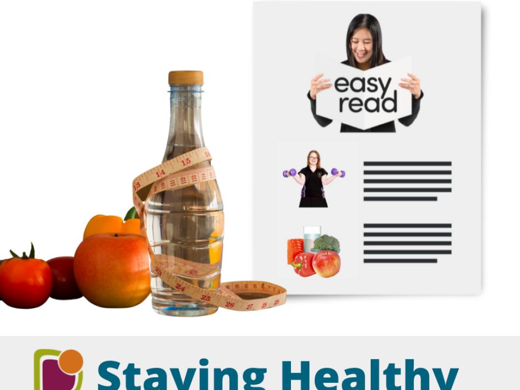 Staying Healthy thumbnail.